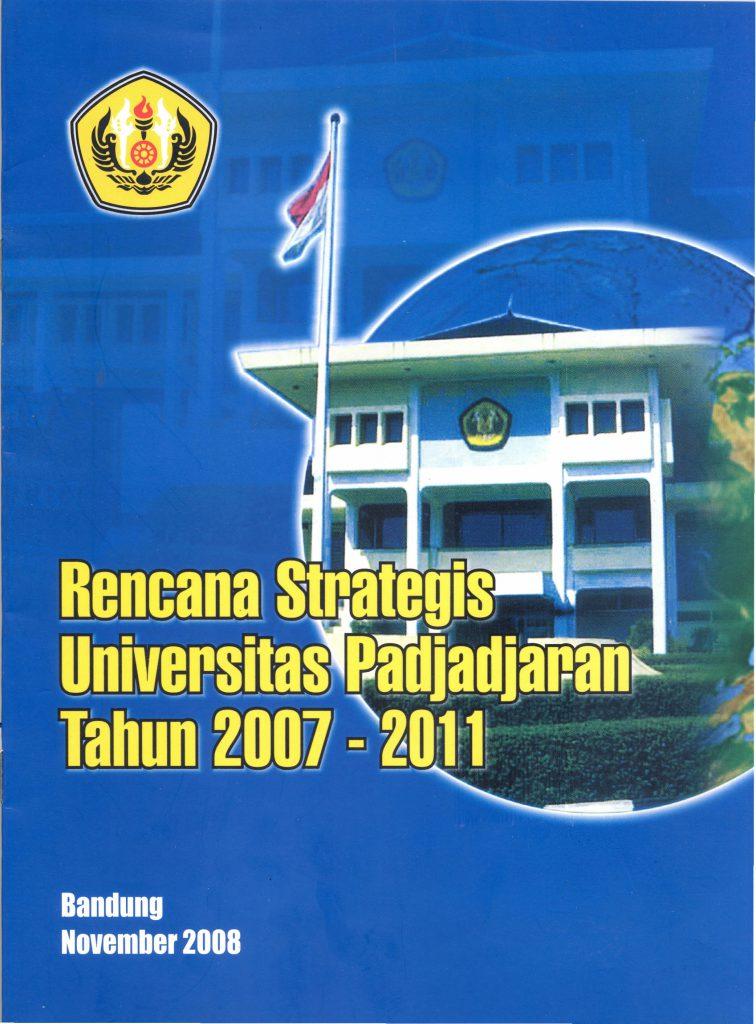 Renstra Unpad 2007-2011