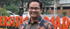 Dr. Yudi Ihsan (Foto oleh: tedi Yusup)*